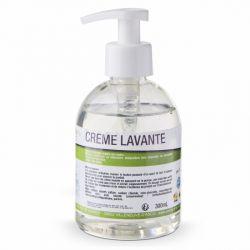 Crème lavante Ecolabel parfumée - lot de 6 flacons 300 ml