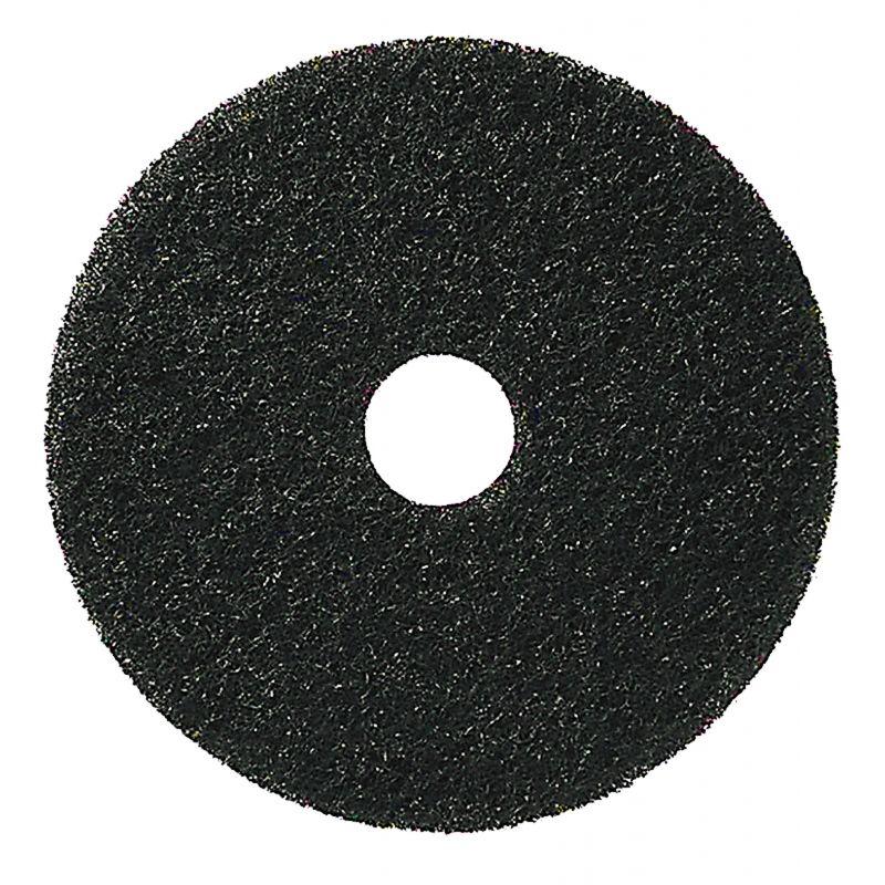 Disques de décapage noirs pour monobrosse - 3M