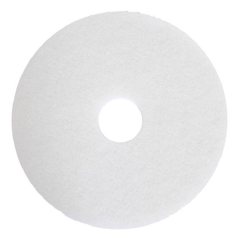 Disques de lustrage blancs 3M pour monobrosse