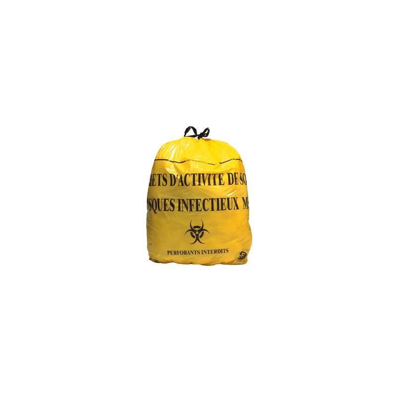 Sacs poubelle médicaux D.A.S.R.I. MOUS