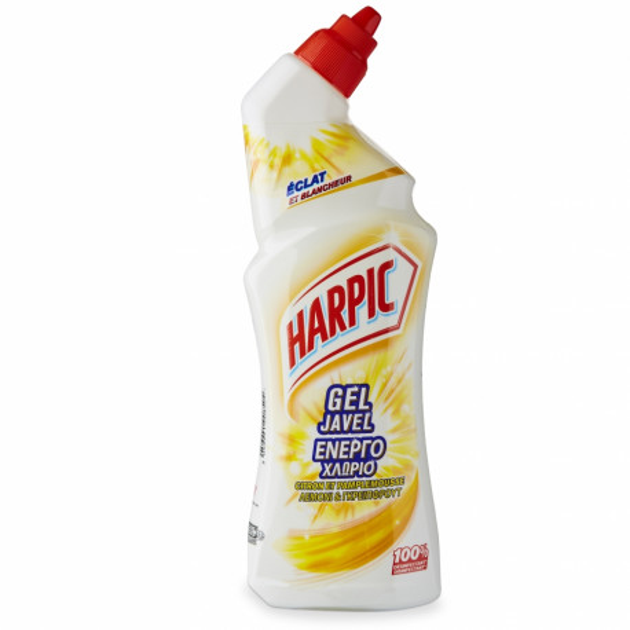 Gel javel HARPIC 750ml