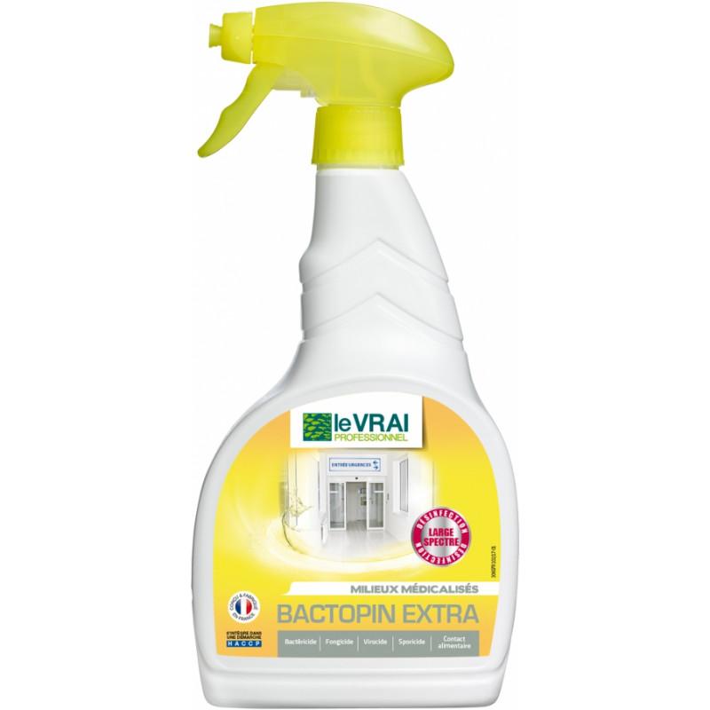 Détergent désinfectant BACTOPIN EXTRA 750ml
