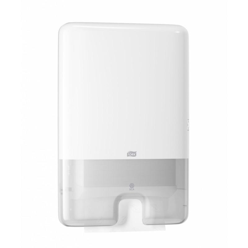 Distributeur essuie-mains Tork enchevêtré H2