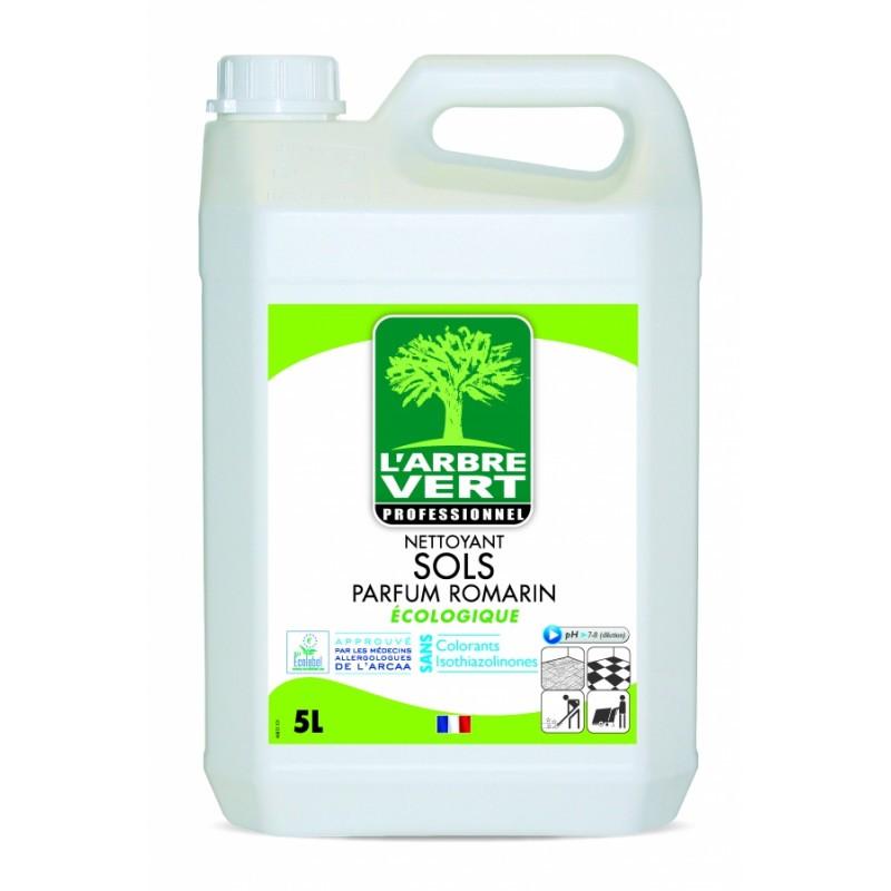 Nettoyant sols écologique L'ARBRE VERT 5L