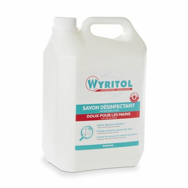 Gel lavant désinfectant WYRITOL
