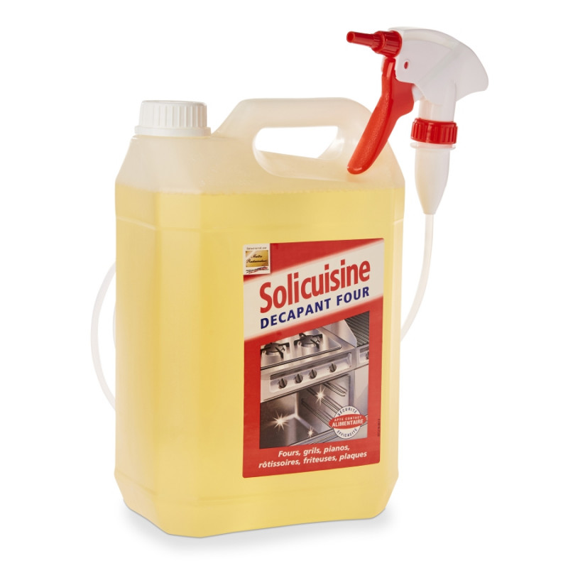 Solifour Décape four