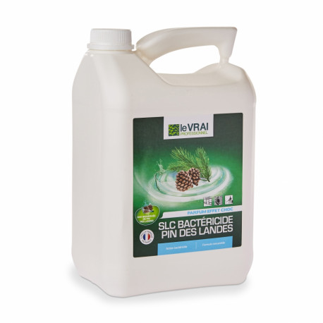 LE VRAI odorisant désinfectant 5L