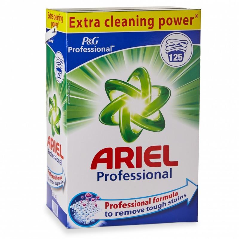 Lessive en poudre Ariel Actilift
