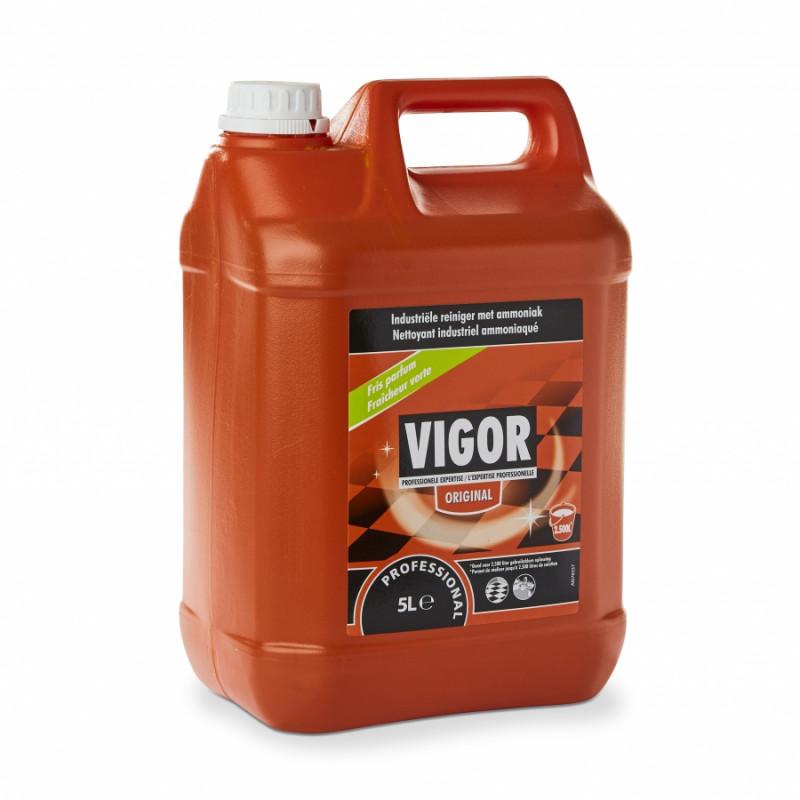 Détergent ammoniaqué VIGOR bidon de 5L
