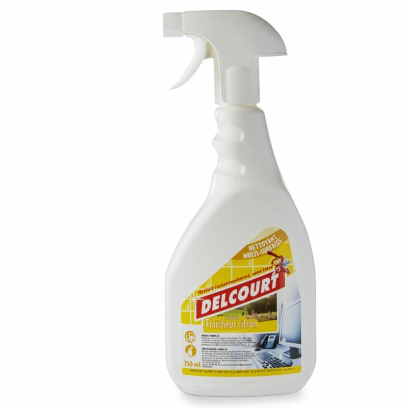 Nettoyant tout en 1 multi surfaces
