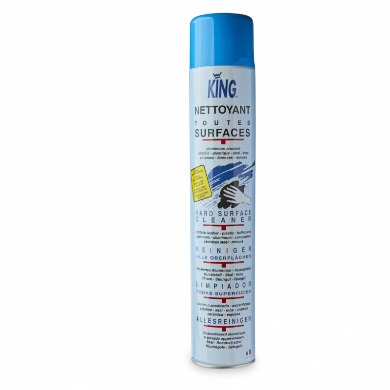 King nettoyant multisurfaces 750ml