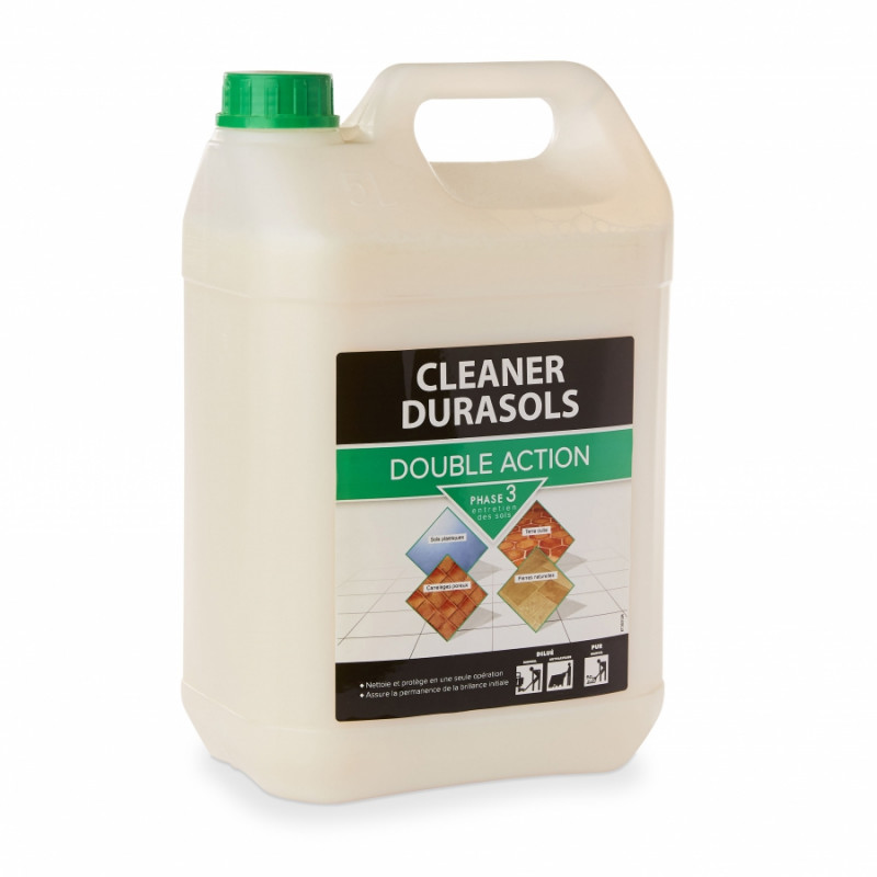 Nettoyant cirant CLEANER double action 5 litres