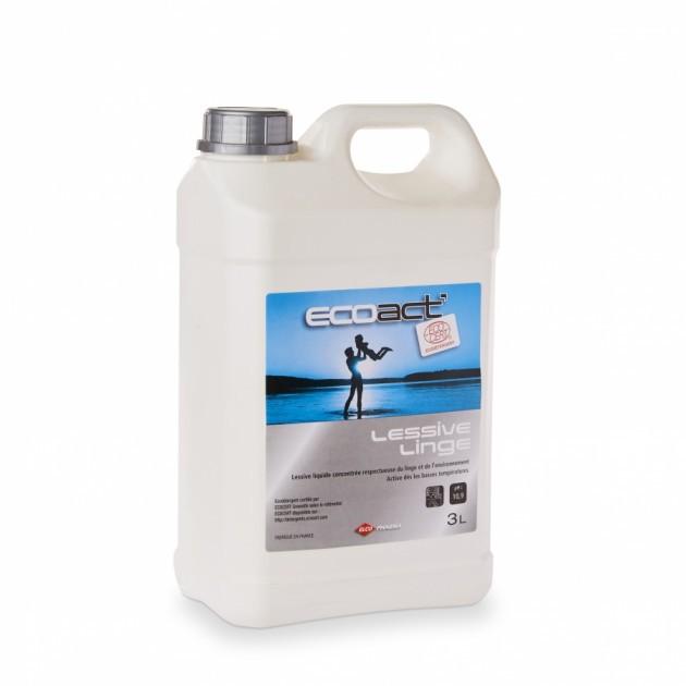 Lessive liquide écologique ECO ACT