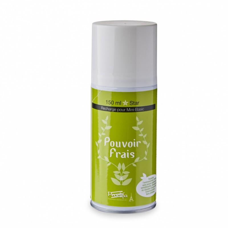 Recharge Mini basic 150 ml, à l'unité - différents parfums