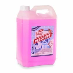 Nettoyant liquide sanitaire 4en1 DELCOURT