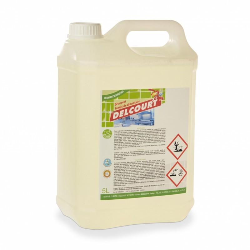 Détergent désinfectant DESINFECT NET Delcourt 5 litres