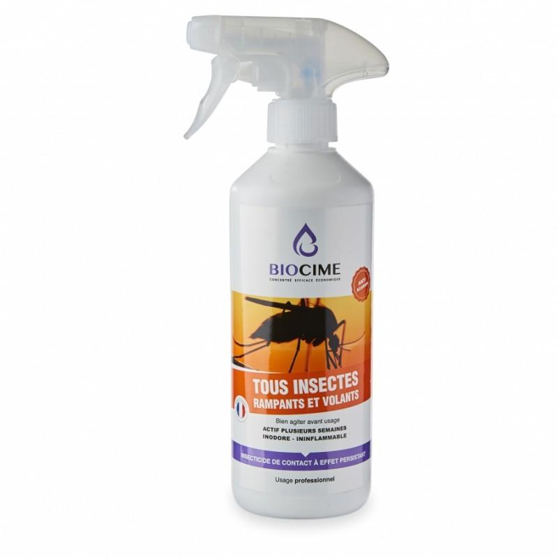 Insecticide �cologique BIOCIME en vapo de 500 ml