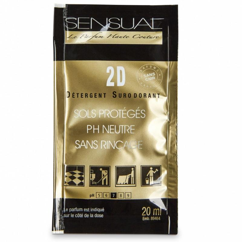 250 doses de détergent neutre surodorant