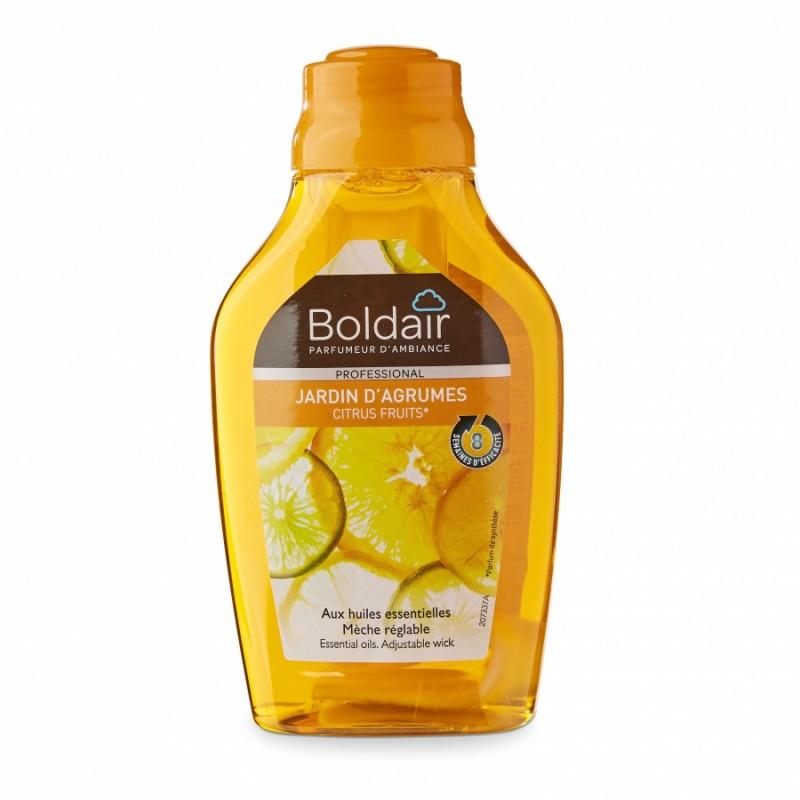 Flacon m�che BOLDAIR, 375 ml, par 3 - parfums au choix