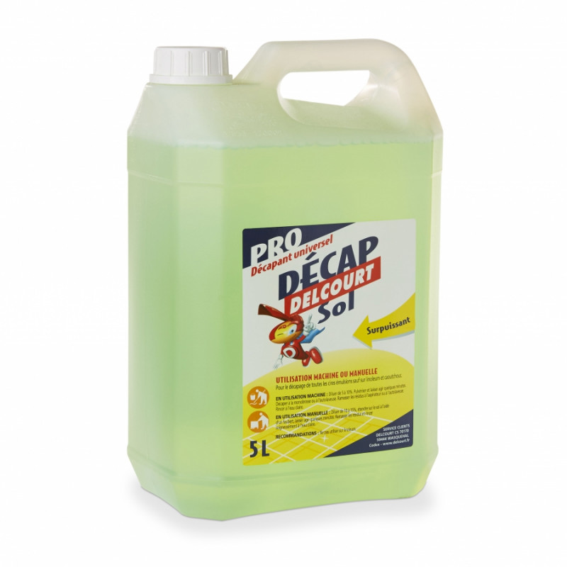 D�capant universel DELCOURT 5 litres