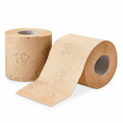 Papier toilette Econatural 250 feuilles 64 rlx