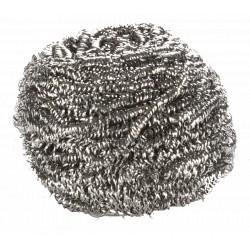 Éponges spirale inox spéciales décapage et récurage - lot de 10