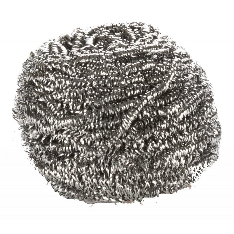Eponges boule inox 60 gr par 10