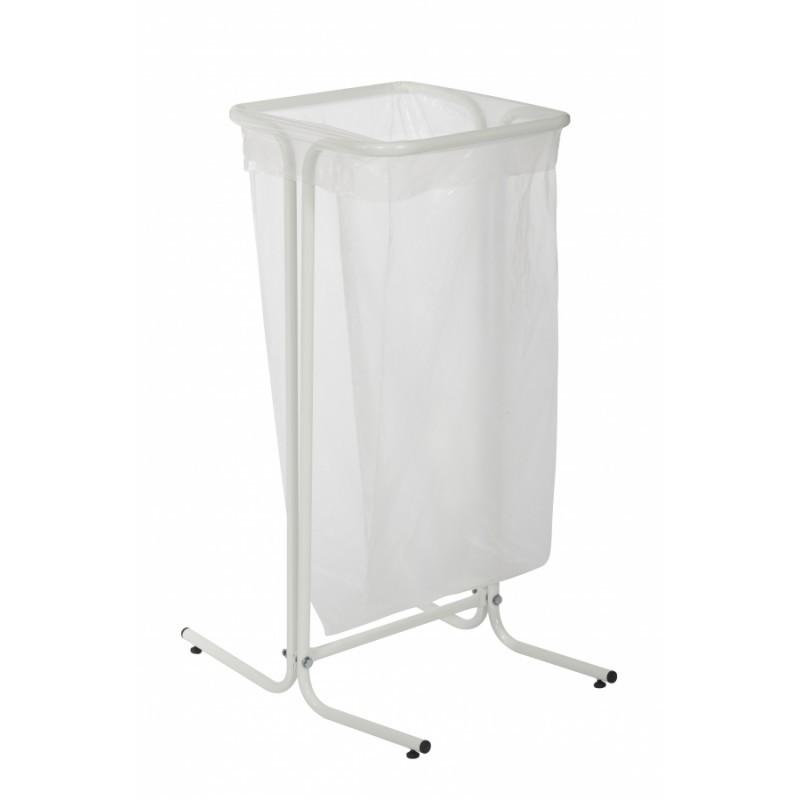 Support sacs poubelle sans roulettes Rossignol - 110L