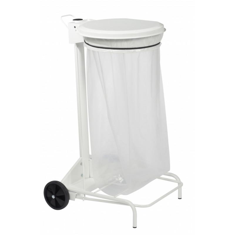 Support sacs poubelle d'intérieur de 110L