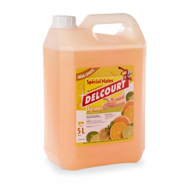 Crème lavante AGRUMES DELCOURT