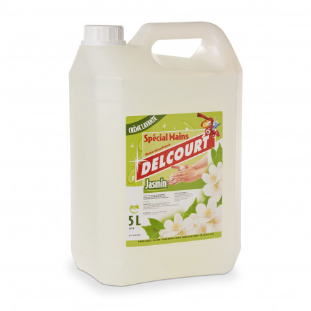 Crème lavante mains Delcourt Jasmin