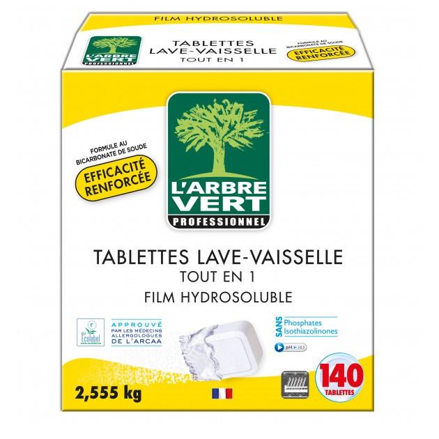 Tablettes lave vaisselle L'Arbre Vert