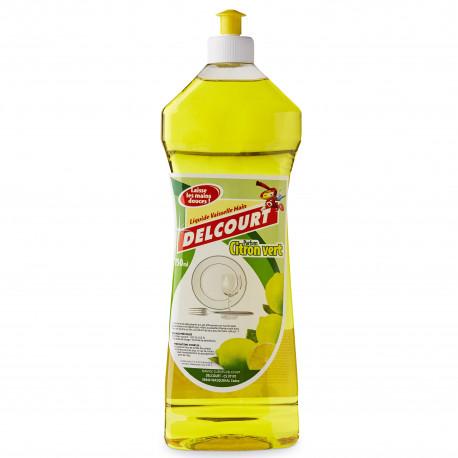 Liquide vaisselle à la main DELCOURT citron 750ml