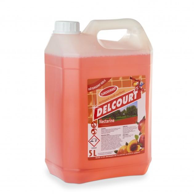 Détergent surodorant DELCOURT Nectarine