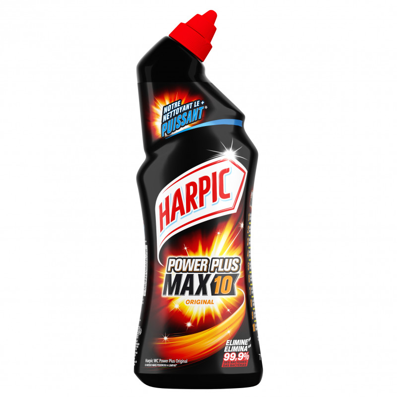 Gel harpic power plus
