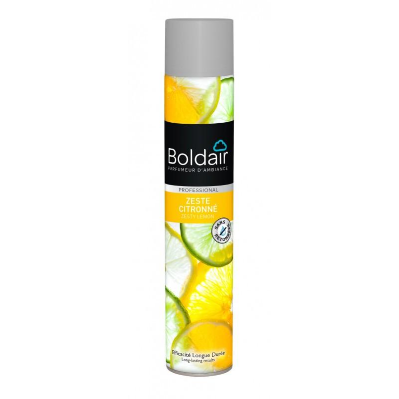 PROMO - Désodorisant BOLDAIR 500 ml, par 2 - parfum Pêche