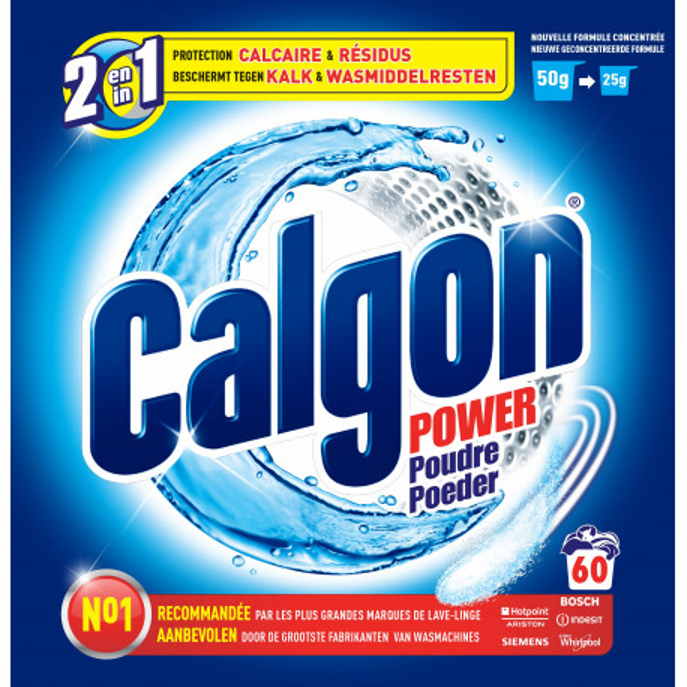 CALGON anticalcaire