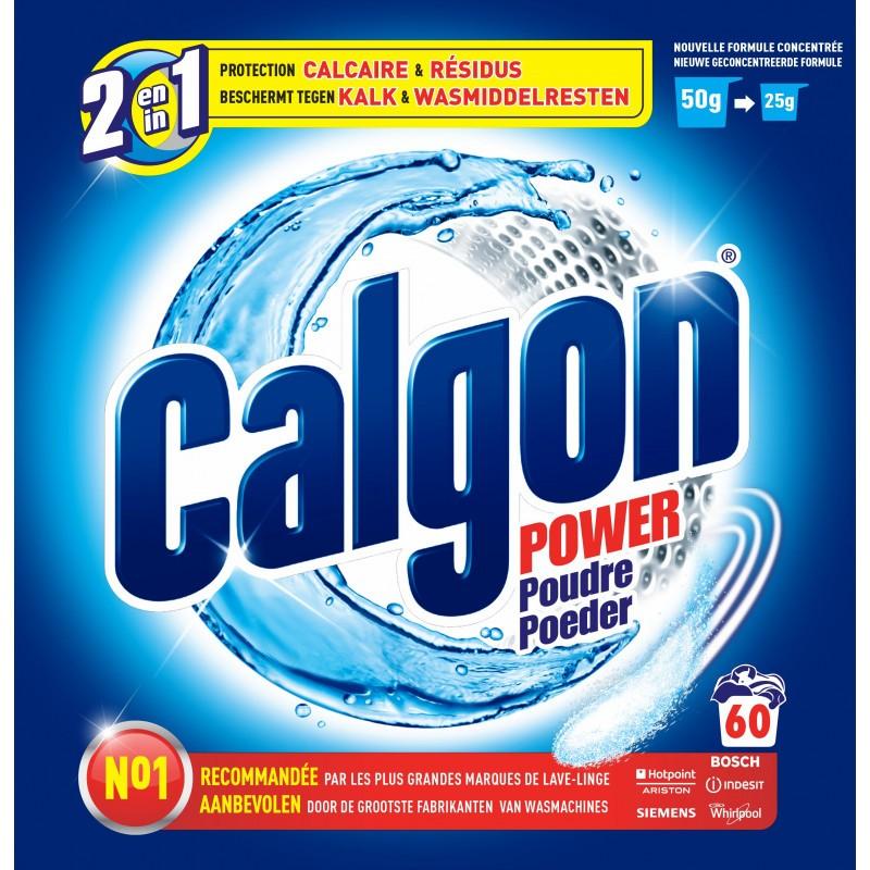 CALGON anticalcaire baril 60 doses