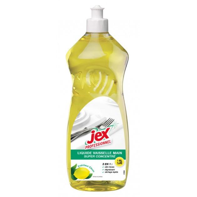 Liquide vaisselle JEX citron 1L