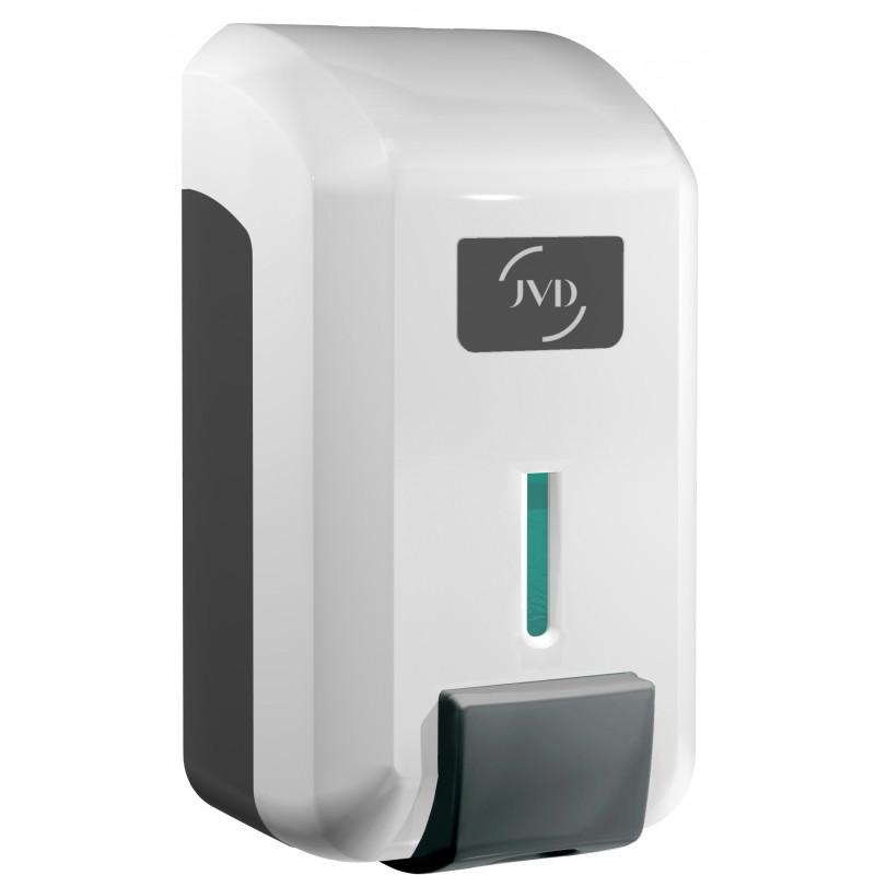 Distributeur de savon en plastique de 800 ml - JVD