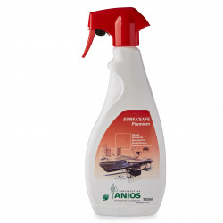 Mousse détergente désinfectante Surfasafe Premium Anios pulvérisateur 750 ml