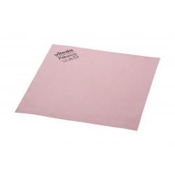 Lavette microfibre rose tricotée imprégnée PVA 38 x 35 cm PVAmicro Vileda - lot de 5