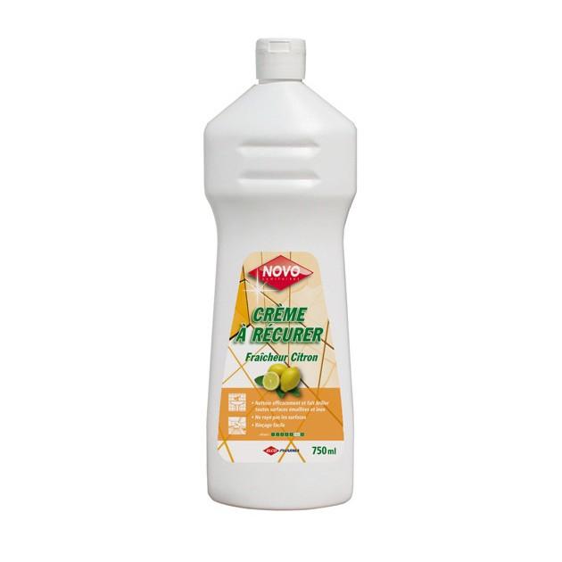 Crème à récurer citron (lot de 6)