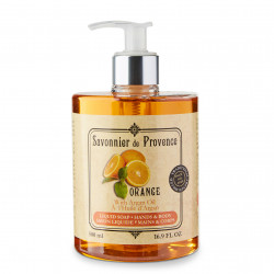 Savonnier de provence orange 500ml