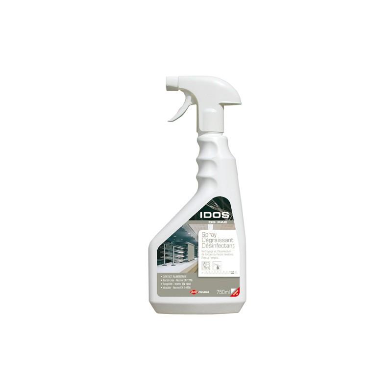 Degraissant d�sinfectant IDO5 750 ml