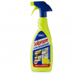 Spray ultra dégraissant parfum citron Solipropre - lot de 2
