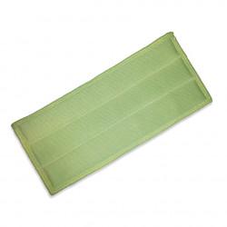 Frange lave-vitres microfibres 24 cm Glass Mop Velcro système Cleano