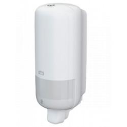 Distributeur pour cartouches de savon -  1 L Tork S1 Blanc
