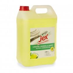 2+1 Liquide vaisselle mains 3 en 1 Jex 5 L