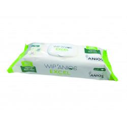 Lingettes désinfectantes Wip'Anios Excel Anios - Etui de 50